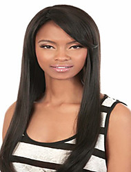 Long Syntheic   Wig Extensions  New Stylish Natural Color Hair Wigs