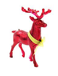cerf doré décoration de Noël