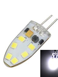 3W G4 LED à Double Broches Encastrée Moderne 12 SMD 2835 100-200 lm Blanc Chaud / Blanc Froid Gradable DC 12 / AC 12 V 1 pièce