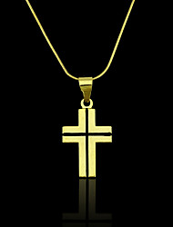 Pendants Metal Cross Shape As Picture 1