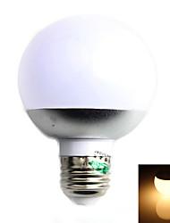 7W E26/E27 Lâmpada Redonda LED G60 30 SMD 2835 600 lm Branco Quente / Branco Frio Decorativa AC 220-240 V