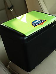 SHUNWEI Car Mount Trash Bin Inside the Vehicle Glove Box
