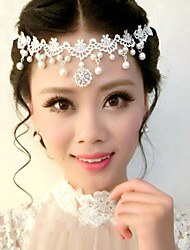 Gorgeous Clear Crystals Wedding Bridal Headband/ Headpiece