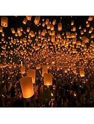Hot Air Balloon Sky Lantern Flying Lanterns Wishing Lamp