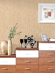 Rigato Carta da parati Contemporaneo Rivestimento pareti , Carta Vertical Striped Wallpaper 3D Stereoscopic Wallpaper