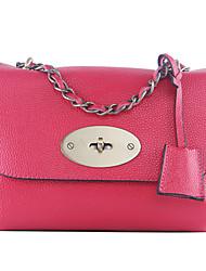 Paste® Fashion Vintage Style Women Real Leather Shoulder Bag