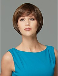 European Women Lady Lovely Wig  Hot Sale Syntheic Wave  Wig