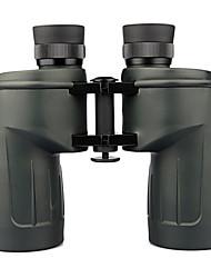 BOSMA 10 50 mm Jumelles PaulEtanche / Résistant aux intempéries / Antibuée / Générique / Coffret de Transport / Porro Prism / Militaire /
