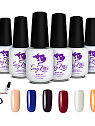Sexy Mix Soak Off UV Gel Polish Nail Varnish for Nail Art Gel Color Nail Gel