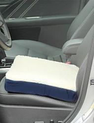 sempre confortável leve espuma almofada de gel de combinação de lã de viagens