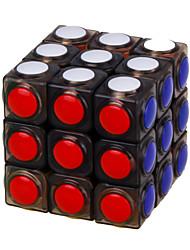 Cube de Vitesse  3*3*3 Vitesse Cubes magiques Noir Plastique