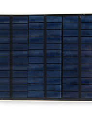 3.5W 18V Lightweight Polycrystalline Silicon Solar Cell for DIY Charger