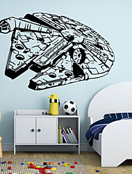W-25Star Wars Wall Art Sticker Wall Decal DIY Home Decoration Wall Mural Removable Bedroom Sticker