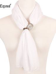 D Exceed Beautiful Fashion Bohemian Style Winter Scarf Women Tassel Shawl Scaves Wrap Voile Scarf