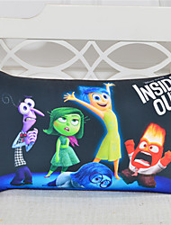 Inside Out Pillow Protectors New Year Gifts for Kids Decorative Pillowcase Cover Home 1 Piece 50cmx75cm
