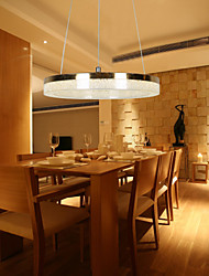 LED Crystal Pendant Light,  Golden Modern Lamp