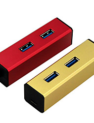 3 in 1 USB 3.1 Type C to USB 3.0 Charger Adapter Hub
