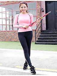 Korean Yoga Suits New Autumn And Winter Fitness Suit