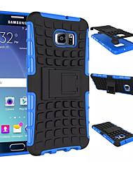 2 in 1 Dual-color Detachable PC+TPU Hybrid Case with Kickstand for Samsung Galaxy S5Mini/S4/S5/S6/S6 Edge/S6 Edge Plus S8 PLUS S8