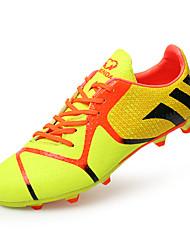 Voetbal Черный / Желтый / Зеленый / Красный Обувь Мужской Искусственная кожа