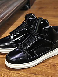 Men's Shoes Casual Fashion Sneakers Shoes Black / White
