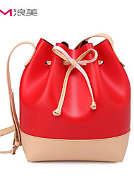 L.M.(LoveMatch)® Women's Fashion PU Leather Messenger Bag