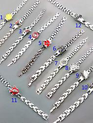 Bijoux Inspiré par Attack on Titan Cosplay Anime Accessoires de Cosplay Bracelets Argenté Alliage Masculin
