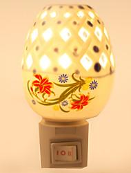 design créatif en céramique lampe nuit lampe de chevet cadeau de fête lampe de parfum