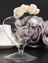 Vasos(deVidro,Branco) -Tema Clássico Personalizado Branco 1