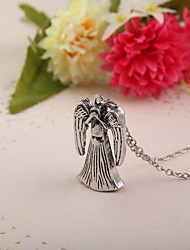 Movie Acc Doctor Who Cry Angle Pendant Necklace
