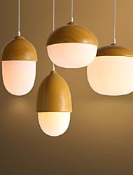 Luci Pendenti ,  Contemporaneo Tradizionale/Classico Rustico/campestre Vintage Retrò Afgani Altro caratteristica for LED Legno/bambù