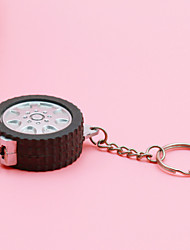 Wheels Measuring Tape Keychain Baby Shower Favors, Baptism Souvenirs