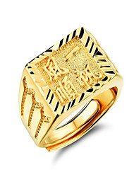 Party / Casual Gold Plated / Alloy Ring