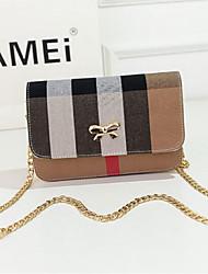 Damen - Umhängetasche - Leinwand - Baguette Bag - 1 # / 2 #