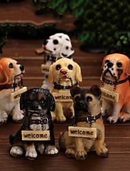 Big dogs K1512 crafts resin furnishing articles(Random Color)
