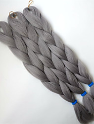 24inch Snythetic Braid  Hair T0906