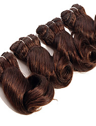 4 Pieces Body Wave Human Hair Weaves Brazilian Texture Human Hair Weaves Body Wave