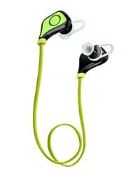 IPX4 impermeável fones de ouvido bluetooth fones 10 horas fone de ouvido com microfone sem fio esporte para iphone 6s Samsung S6