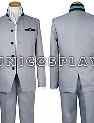 Inspiré par Cosplay Cosplay Anime Costumes de cosplay Costumes Cosplay Couleur Pleine Top / Chemise / Pantalons