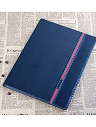 Hybrid Fashion Stand Flip Cover Business Folio PU Leather Case For iPad Pro (Assorted Colors)