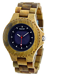 Vintage Wood Watch, Mens Watch, Wood Watches, Wooden Quartz Watches,Solar Watch,Gift Idea Wrist Watch Cool Watch Unique Watch