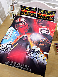 Best Sell Star Wars Queue Bedding Set Vivid Printing Bed Sheet Boys Bedroom Gift Duvet Cover Twin Full Queen