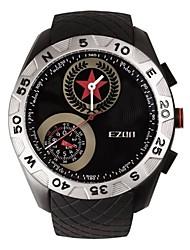 Da uomo / Da donna / Unisex Orologio da polso DigitaleLED / Altimetro / Compass / Con righello / Termometri / Calendario / Cronografo /