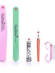 5 PCSNail Art Care Tool Polish Kits
