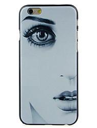 аватар высокое качество и хорошая цена шаблон жесткий футляр для iPhone 6 / 6с