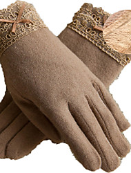 LYZA woman wool warm gloves