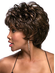 Best Selling Popular Women Lady Short Synthetic Hair Wigs