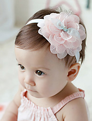 Kid's Colorful Flowers Headband (3 Month-3Years Old)