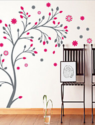 Romance Blooms Wall Stickers