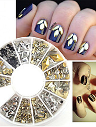Lovely / Punk / Wedding Finger Nail Jewelry Plastic / Metal 200 6*6*1